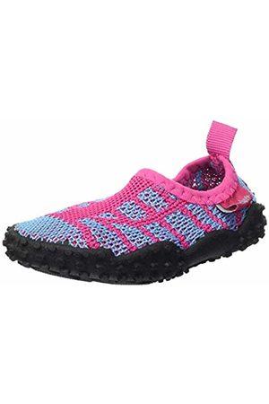 Playshoes Unisex Kids' Strick-Aqua-Schuhe Water Shoes, ( /Türkis 792)