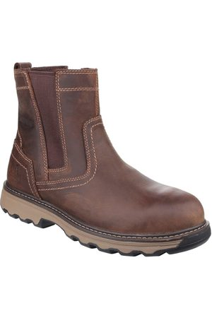 Caterpillar Pelton Pull On Boots - Brown