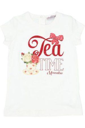 MONNALISA BEBE' TOPWEAR - T-shirts