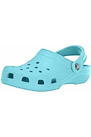 Crocs Unisex-Adult's Classic Clogs , (Pool)