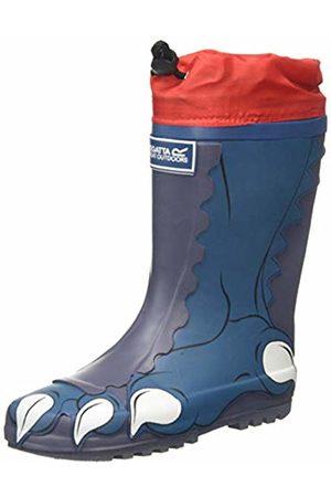 Regatta Samaris V Junior Waterproof Hiking Boot Botas de Senderismo Unisex ni/ños