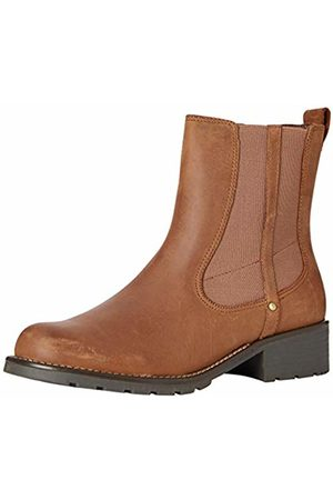 Clarks Women's Orinoco Club Chelsea Boots, ( Snuff)