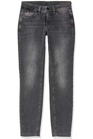Mac Jeans Women's Dream Slim Straight Jeans, Authentic Wash D937