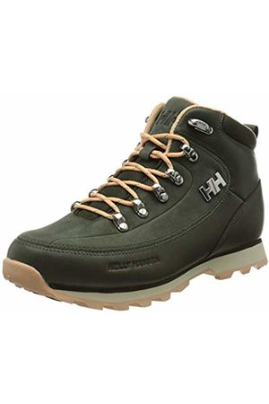Helly Hansen Women's W the Forester High Rise Hiking Boots, (Forest Night/Apricot/Ca 489)