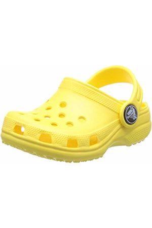 Crocs Classic Clog (Toddler/Little Kid), Sunshine