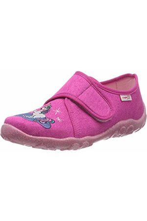 Superfit Girls' Bonny Low-Top Slippers, (Rosa 55)