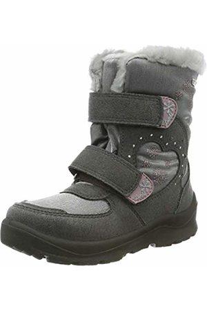 Lurchi Girls' Kimmi-Sympatex Snow Boots, (Steel 49)
