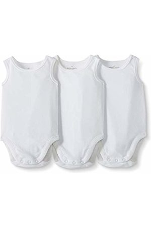 Moon and Back by Hanna Andersson Moon and Back 3 Pack Sleeveless Bodysuit T-Shirt Set