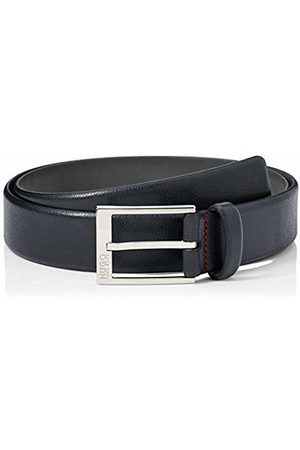 HUGO BOSS Men's Gellot_sz35 Belt, Dark 401)
