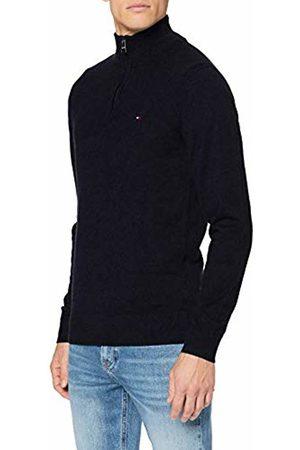 Tommy Hilfiger Men's Touch Zip Mock Sweatshirt