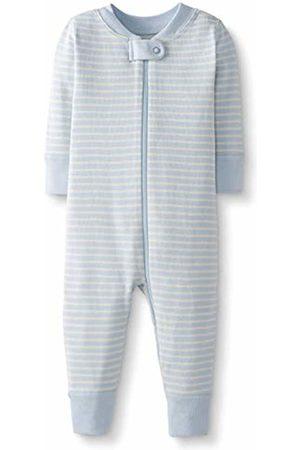 Moon and Back Unisex Kinder Pajama-Sets One Piece Footless Pajamas