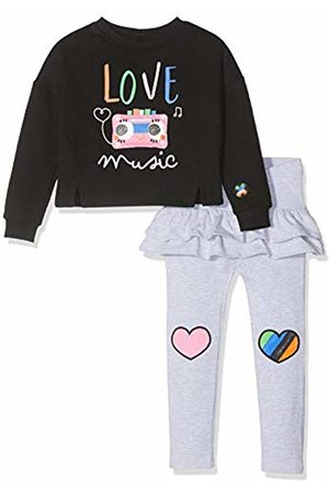 Tuc Tuc Hoddie and Jersey Leggings Set for Girl P.T.Radio