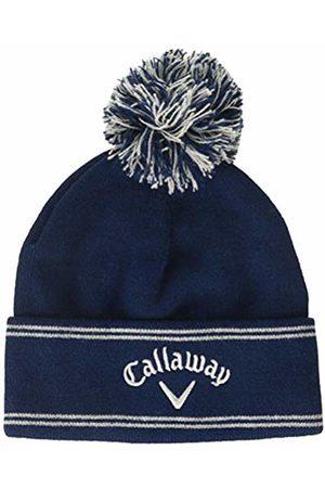 Callaway Men's Classic Beanie Hat, Navy/