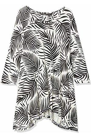 Simply Be Women's Ladies Pack of 2 Hanky Hem Tunics T-Shirt