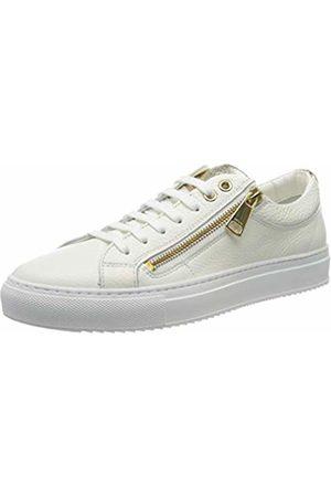 HUGO BOSS Women's Hoxton Low Cut-MGR 10195704 01 Top Sneakers, ( 100)
