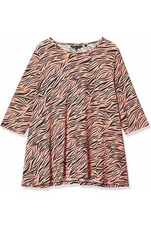 Simply Be Women's Ladies 2 Pack Swing Tunics T-Shirt