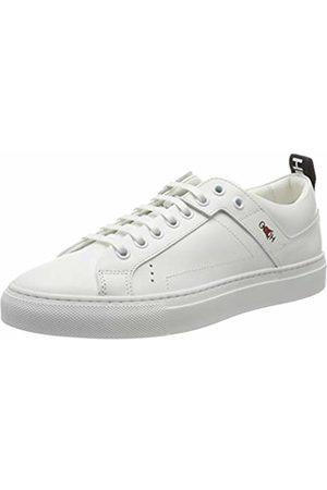 HUGO BOSS Women's Mayfair Low Cut-nlg 10201909 01 Top Sneakers, ( 100)