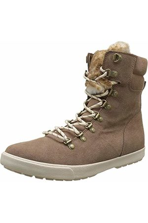 Roxy Women Lace-up Boots - Women's Anderson Lace-up Boots Ankle, ( BRN)