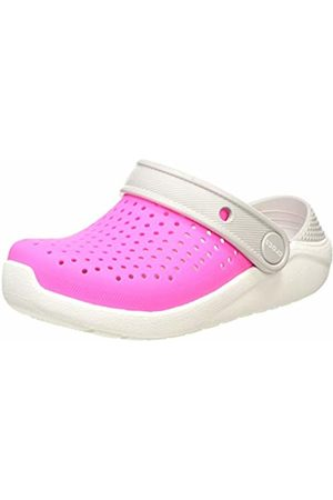 Crocs Unisex Kid's LiteRide Clog, (Electric / 6qr)