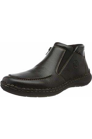 Rieker Men's Herbst/Winter Classic Boots, (Schwarz/Schwarz/ 00 00)