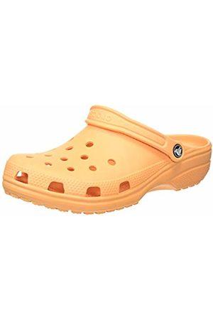 Crocs Unisex-Adult's Classic Clogs , (Cantaloupe 801)