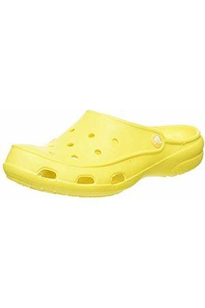 Crocs Women's Freesail Clog, (Lemon 7c1)