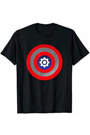 Funny Engineering Tshirts For Men & Women Engineering Gear Design Funny Captain Engineer T-Shirt