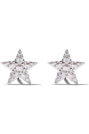 ANNOUSHKA 18kt Love Diamonds star studs - 18ct