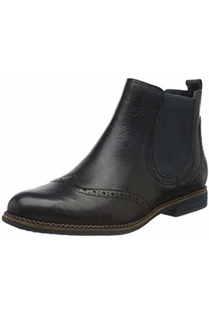 Women's 1 1 25310 24 Ankle Boots, (Navy Uni 850)