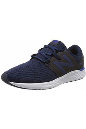 New Balance Men's Vero Racer Running Shoes, (Navy Navy)