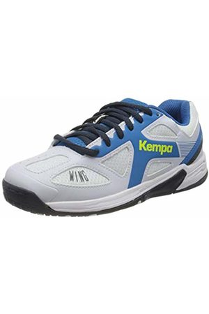 Kempa Unisex Kids' Wing Junior Handball Shoes, ( /fair /Navy)