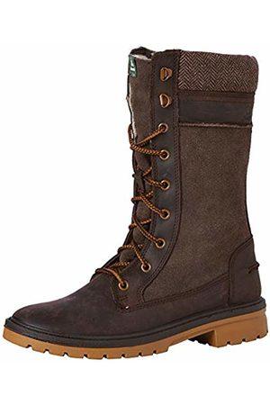 Kamik Women's Rogue9 Snow Boots, (Dark - Dark Dbr)