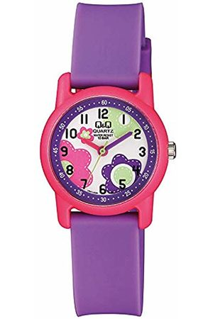 Citizen Unisex Child Analogue Quartz Watch with Resin Strap VR41J006Y
