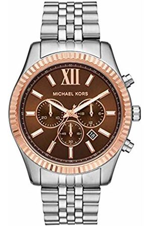 Michael Kors Quartz Watch with Stainless Steel Strap MK8732