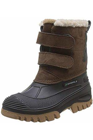 Spirale Snow Boots - Unisex Kids' Pauli Snow Boots, (Marron 05500800)