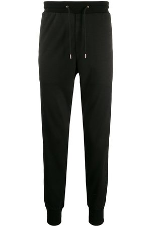 Paul Smith Contrast piped trim track pants