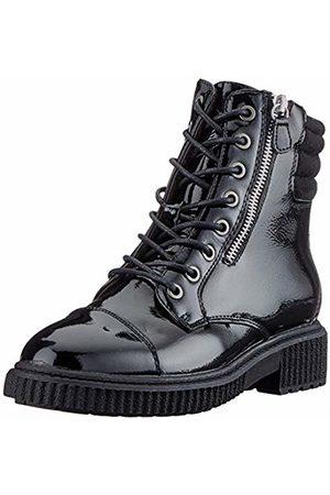 Jane Klain Women's 252 378 Biker Boots, ( Patent 016)