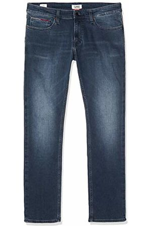 Tommy Hilfiger Men's Scanton Slim UTDK Straight Jeans
