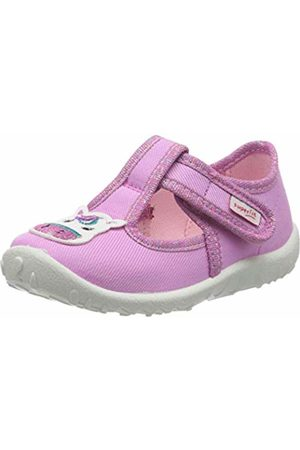 Superfit Girls' Spotty Low-Top Slippers, (Rosa 55)