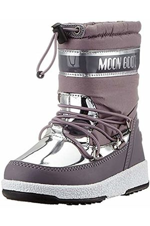 Moon-boot Moon Boot Jr Girl Soft Wp, Snow Boots, Unisex Kids', (Malva 004)
