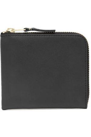 Comme des Garçons Classic Zipped Leather Wallet - Womens