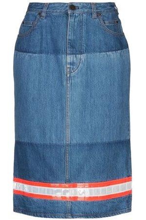 Calvin Klein DENIM - Denim skirts