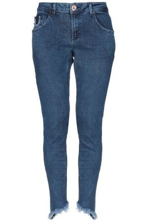 ONE TEASPOON Women Trousers - DENIM - Denim trousers