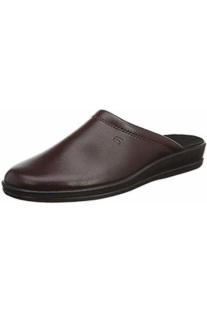 Rohde 1550, Men's Open Back Slippers, (Weinrot 48)