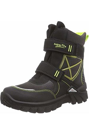 Superfit Boys' POLLUX Warm lined snow boots half length, (schwarz Multi 03)