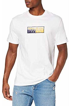 Tommy Hilfiger Men's TJM Split Box TEE Sport Shirt