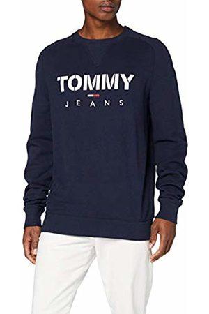 Tommy Hilfiger Men's TJM Melange Tommy Crew Sweatshirt