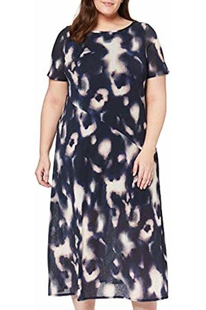 Dorothy Perkins Women's Tie Dye Mesh Midi Dress