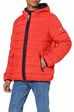 Tommy Hilfiger Men's TJM Essential Padded Hood Jacket Sports