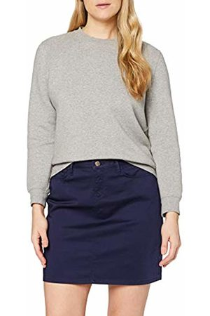 Tommy Hilfiger Women's Rock SILVANA 5 PKT SKIRT Mini, (Peacoat 443)